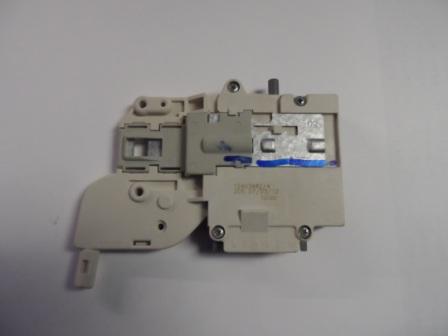 Zanussi/AEG interlock