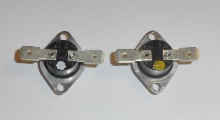 Hotpoint/Creda dryer stat kit