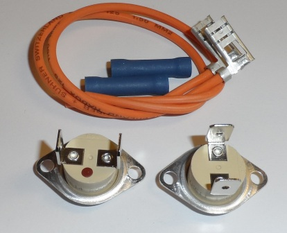 Hotpoint / Creda dryer stat kit 1741124
