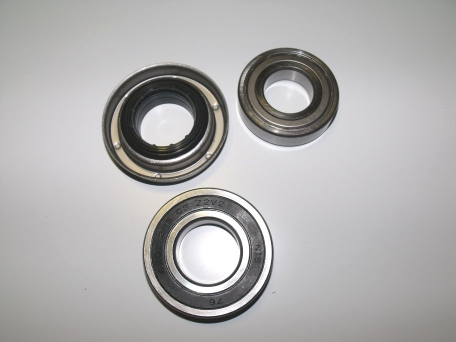 Hotpoint / creda 35mm bearing kit