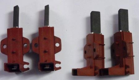 Indesit/ Ariston Carbon brush & holder
