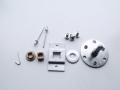 Hotpoint  Creda  Indesit Ariston Drum shaft kit