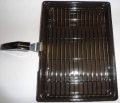 Universal Grill Pan 380MMx 278MM x 60mm Compleat with grill mesh
